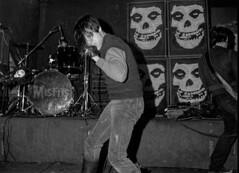 Glen Danzig / Misfits - Soundcheck - Pogo's, Bridgeport, CT (Edwaste) Tags: themisfits misfits glendanzig danzig bridgeport pogos punk 80s