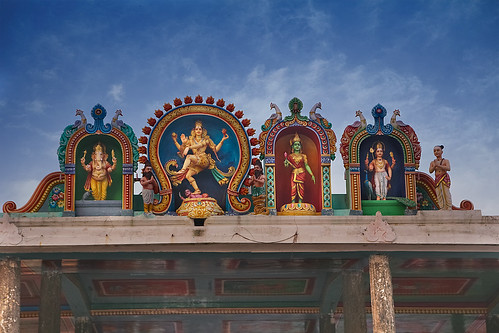 Family Portrait of Lord Shiva