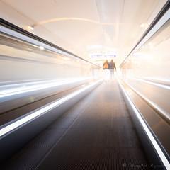 Chatelets les Halles ( Paris ) (vanregemoorter) Tags: métro station paris lignes lines city