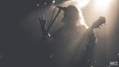 Incantation - live in Kraków 2019 fot. Łukasz MNTS Miętka-7