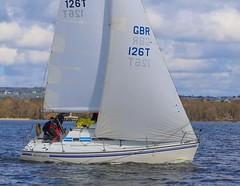 into the beat (antrimboatclub) Tags: antrimboatclub boat sail sailing ireland sixmilewater loughneagh antrimbay antrim