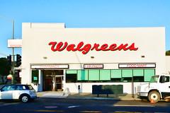 San Francisco (xtaros) Tags: divisadero sanfrancisco california walgreens store drugstore truck car road street pharmacy xtaros red