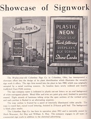 Columbus Sign Co. - Signs of the Times magazine - March 1962 (hmdavid) Tags: vintage sign signs roadside advertising signsofthetimes magazine 1960s march 1962 columbussignco columbus ohio company plastic neon