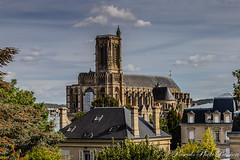 Cathedrale Saint-Gervais et Saint-Protais (np7laphotopassion) Tags: aisne hautsdefrance soissons