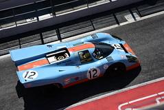 PORSCHE 917...GULF (pescarolo041) Tags: porsche porsche917 gulf espiritudemontjuïc circuitdecatalunya racecar car classiccar
