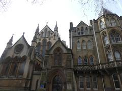 UK - London - Bloomsbury - Gordon Square - Euston church (JulesFoto) Tags: uk london england southbankramblers bloomsbury church gordonsquare