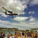 St. Maarten . --Handybilder