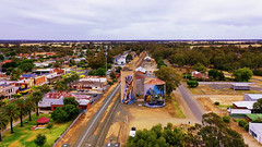 roch1j (DroneImagine Nation) Tags: hdrinstant siloart countryvictoria australia rural countryside victoria country