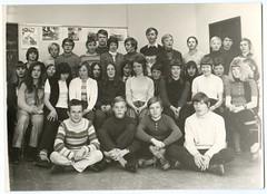 . (Kaïopai°) Tags: school klassenfoto schule schulklasse 1972 1970er 1970s teens teenager vintage