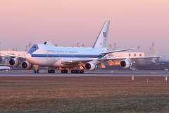 USA - Air Force | Boeing 747-200(B) (E-4B) | 73-1676 | MUC/EDDM | 2019-02-14 | cn 20682 (airbus-a340) Tags: muc eddm münchen franzjosef strauss fjs munich airport flughafen germany flugplatz aircraft spotter airfield aviation plane planespotter air sky usa force usaairforce boeing 747200b e4b boeing747200be4b cn20682 731676 20190214