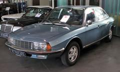 RO80 (Schwanzus_Longus) Tags: bremen schuppen 1 eins old classic vintage car vehicle sedan saloon wankel rotary engine nsu ro80