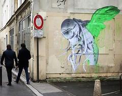 Get a #helmet for this #stormweather / #streetart by #Ludo. . #paris #streetartparis #parisstreetart #urbanart #graffitiart #streetartfrance #msaparis #theparisguru #urbanart_daily #graffitiart_daily #streetarteverywhere #streetart_daily #mural #ilovestre (Ferdinand 'Ferre' Feys) Tags: instagram paris france streetart artdelarue graffitiart graffiti graff urbanart urbanarte arteurbano ferdinandfeys pasteup wheatpaste ludo