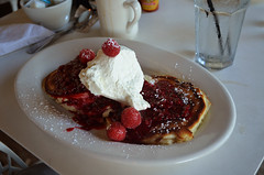 MCO_WP_Briarpatch_02 (chiang_benjamin) Tags: orlando florida briarpatch winterpark brunch breakfast food meal raspberry pancakes