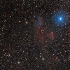 IC59 & IC63 (sergiy.vakulenko) Tags: astronomy astrophotography astrophoto deepsky dso space sky stars nebula ed80 qhy8 ic59 ic63