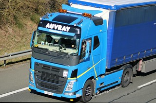 Volvo fh E6 460 Transports Auvray (F).