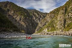 Packrafting the Waimakariri Gorge