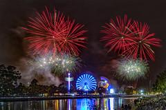 _DSC2075 copy (kaioyang) Tags: moomba festival melbourne yarrariver fireworks sony a7r3 sonyfe24105mmf4g ferriswheel