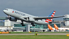 N290AY (AnDyMHoLdEn) Tags: americanairlines a330 oneworld egcc airport manchester manchesterairport 23l