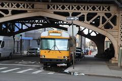 IMG_4917 (GojiMet86) Tags: nyc new york city bus buses 2000 amtran ic international 3800 68 22nd street queens plaza south 1hvbjabnxya930346