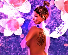 ^^Swallow^^ Ears Contest 2019- tekatoka89 Resident 1 (Victorya Dynasty) Tags: contest adv ears lov peonies water pod nature sky woman maitreya sho blog bloggher trend glamour versus moda spring march blossom lake love 3d secondlife creator designer makeup avatar