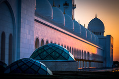 IMG_6153-HDR (Greg Meyer MD(H)) Tags: abudhabi abudhabiemirate unitedarabemirates sheikhzayedgrandmosque arab uae islam worship prayer mosque sunset travel architecture building ngc
