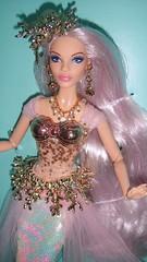 2019 Mermaid Enchantress Barbie (5) (Paul BarbieTemptation) Tags: 2019 mermaid enchantress barbie gold label mythical muse series claudette fantasy