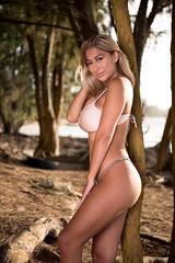 Juliet @ Dead Man's Curve Beach 07 (JUNEAU BISCUITS) Tags: portrait portraiture nikon hawaii hawaiiphotographer model femalemodel beauty glamour bikini fitness swimwear swimsuit