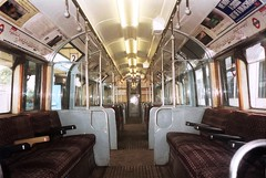 2402 interior (Chris W 72) Tags: londonunderground 62tubestock 62ts centralline 2402 trailercar hainault