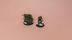Nurglings & Plaguebearer (HendrikMorkel) Tags: gamesworkshop miniatures closeups nurgle nurglings deathguard