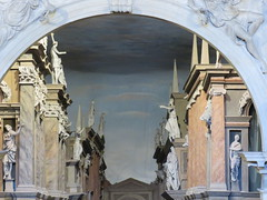 TEATRO OLÍMPICO DE PALLADIO (vicentecamarasa) Tags: teatro olímpico de palladio