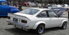 '76 Holden Torana Hatchback (*SIN CITY*) Tags: holden torana hatchback 1976 ss australia queensland qld motor v8 white transport vehicle auto automobile fast fastback power quick taillights
