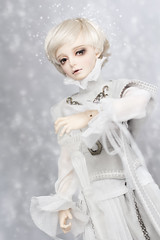 let it snow (lenka-lis) Tags: fairyland minifee mika