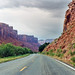 Utah Highway 128, near Moab