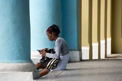 _DSC7275 (frangher) Tags: avana lavana lahabana cuba viaggi travel people persone ragazza colori vitadistrada streetlife nikon d3100