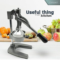Exciting 30% OFF Amazon Discount On Commercial Manual Citrus Juicer (getitim) Tags: juicer professional fruits vegetables healthy