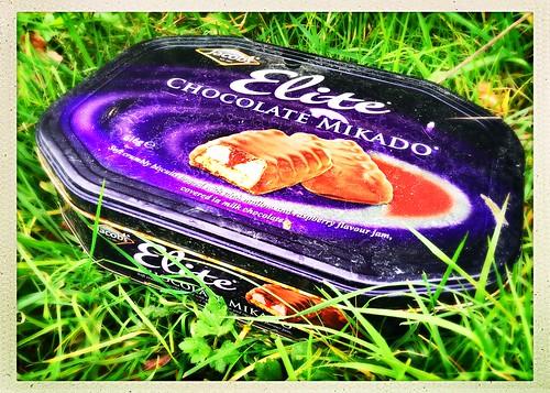 Chocolate Mikado