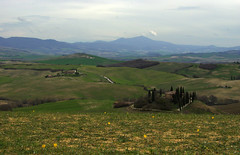 Podere Belvedere in the Val d'Orcia (Northern Adventures) Tags: italy italia tuscany toscana spring march april easter springtime exploration roadtrip landscape scenery scenic