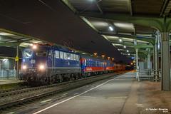 01/03/2019 | Kaldenkirchen (SB-2013) Tags: tri 110 428 kaldenkirchen alpen express venlo bahnhof zell am see 1381 aex bahn touristik bte db baureihe