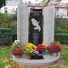 Monument to Airline Crash - Pere Lachaise Cemetery, Paris