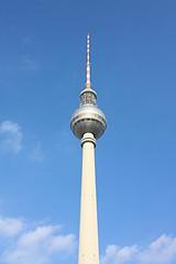 Fernsehturm (gondolingirltravels) Tags: berlin germany city holiday deutschland europe history eu citybreak fernsehturm tvtower televisiontower tower alexanderplatz architecture