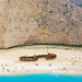 Navagio Strand Zakynthos Griechenland Luftbild