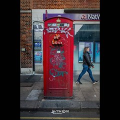 One love red old skool telephone box, always remember these as a kid, stinking and full of telephone cards. · · · · · #streetphotography #thisislondon #street #london_only #street_photo_club #londontown #streetlife #visitlondon #streetart #london #londone (justin.photo.coe) Tags: ifttt instagram one love red old skool telephone box always remember these kid stinking full cards · streetphotography thisislondon street londononly streetphotoclub londontown streetlife visitlondon streetart london londoner uk photooftheday fashion londoncity photography londonenthusiast londonlife streetfashion igerslondon toplondonphoto london4all instagood timeoutlondon streets streetstyle streetwear streetvision