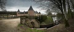 château chamerolles vue générale (gilles207) Tags: chamerolles château panoramique 45 douves renaissance architecture mur viellepierre parc nag loiret chilleursauxbois