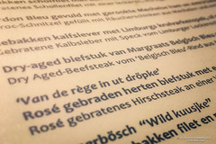 Van de rège in ut dröpke (Epen/NL) (About Pixels) Tags: 2017 aboutpixels apple epen gerardushoeve holland limburg nl nederland netherlands provincielimburg collecties culinair eten food horeca iphone6s menu menukaart restaurantgerardushoeve