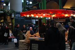 Cheese at Borough (D E L I C A T E - L E N S) Tags: london 2019 christmas borough market nikon d80 f18 lens low light focal length fixed prime street shots photography