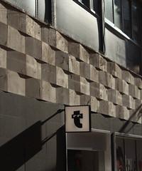 T (Riffax) Tags: t sombre ombre shade wall mur pared tarragona tgn catalunya