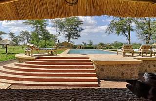 Africa Safari Lake Manyara lounge