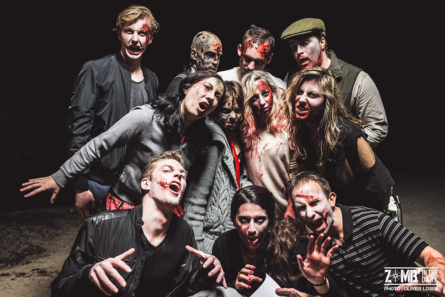 Zomb'in The Dark - Nemours 2016
