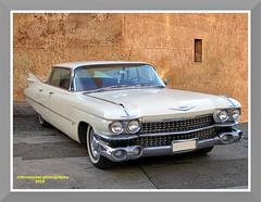 Cadillac Sedan de Ville (1959-1960) (fernanchel) Tags: ciudades coche car torrent cadillac sedandeville classic clasico vehiculo gimp