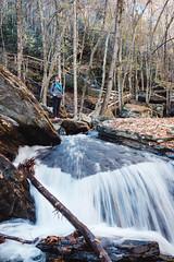 DSCF9006FullRes (djandzoya) Tags: boone boonenc hiking vacation fall fallcolors waterfall
